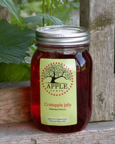 Appleflats Crabapple Jelly